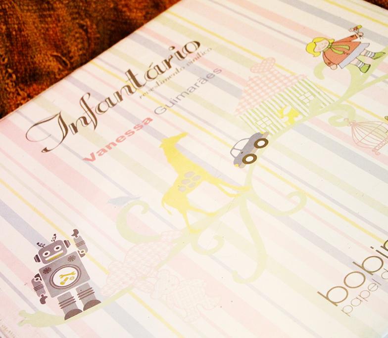 album infantil bobinex infantario vanessa guimaraes